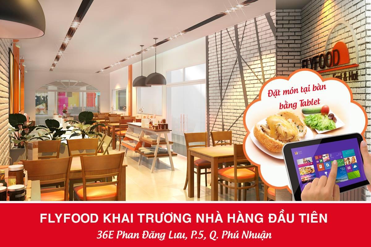 Cúng Khai Trương Quán ăn: Flyfood - Nhà Hàng Món ăn Truyền Thống